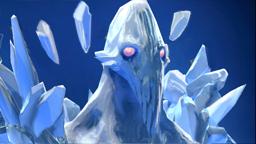 ancient apparition