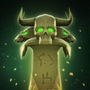 undying tombstone